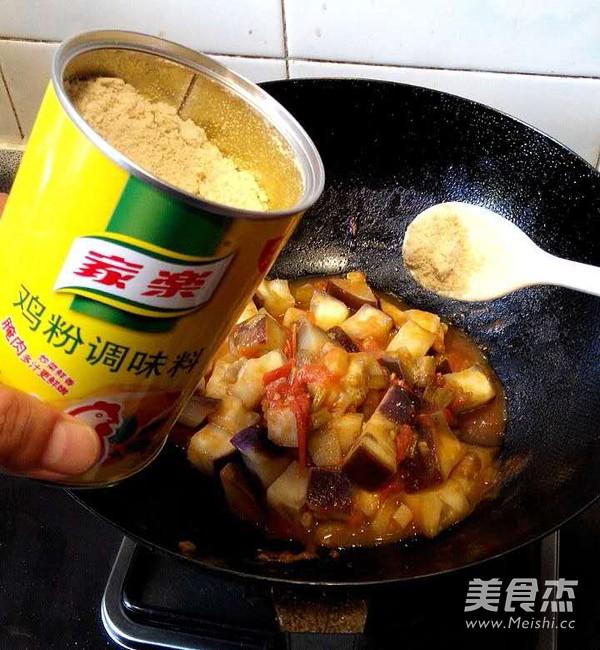 西红柿炒茄子怎么煮