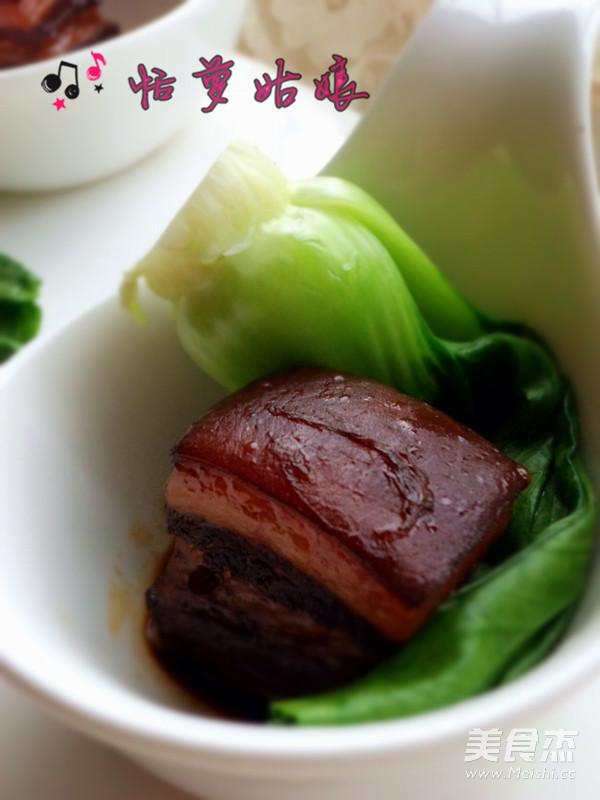 东坡肉成品图