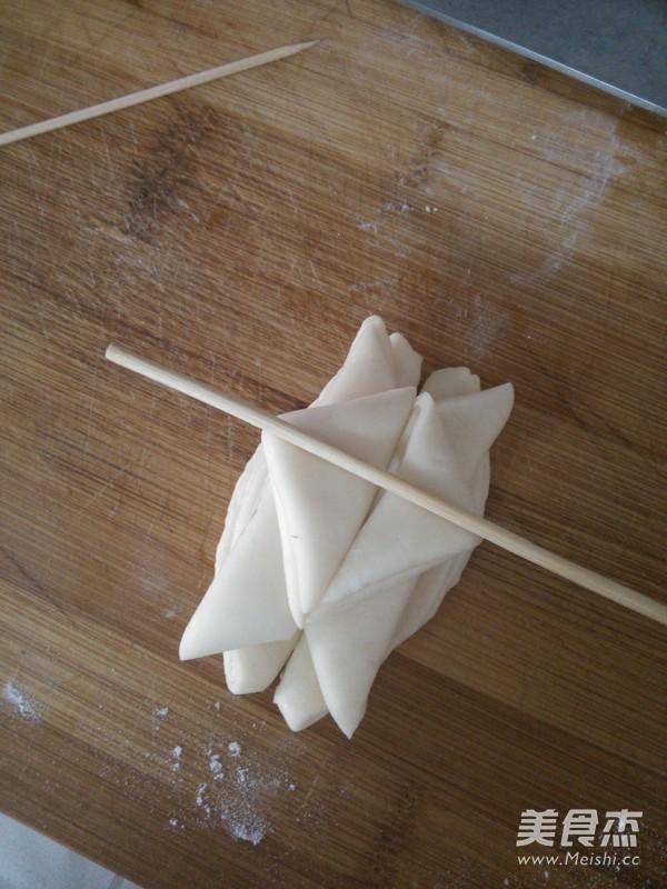 菊花花卷怎么煮