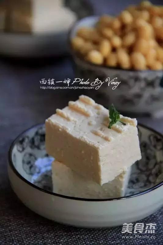 原汁机版家常豆腐成品图