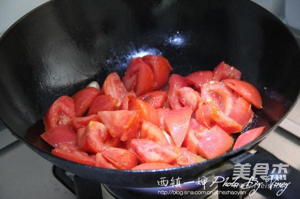 西红柿牛腩煲的简单做法