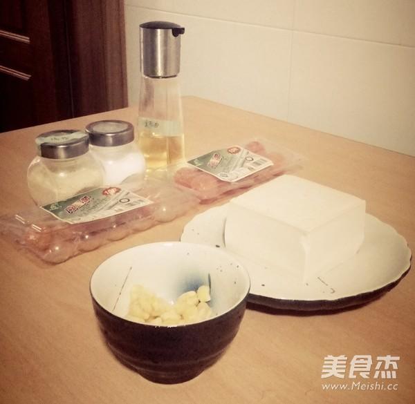 蟹粉豆腐的做法大全