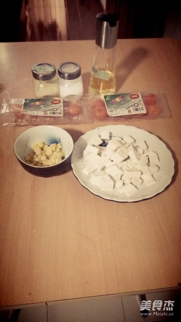蟹粉豆腐的做法图解