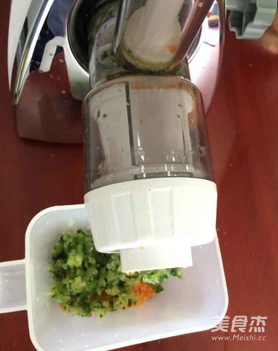 美白保湿青瓜汁的家常做法