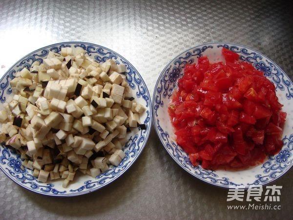 西红柿茄子拌面怎么吃