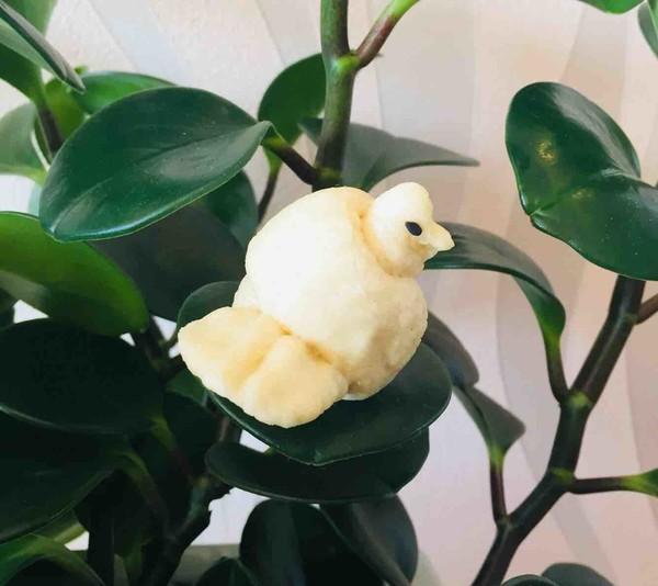 花样面食-多彩小鸟成品图