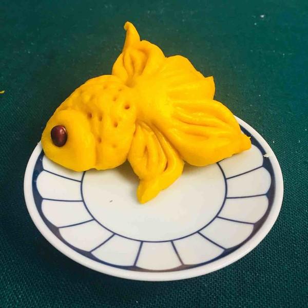 花样面食-小金鱼怎样做