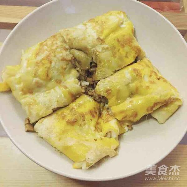 汉式豆皮成品图