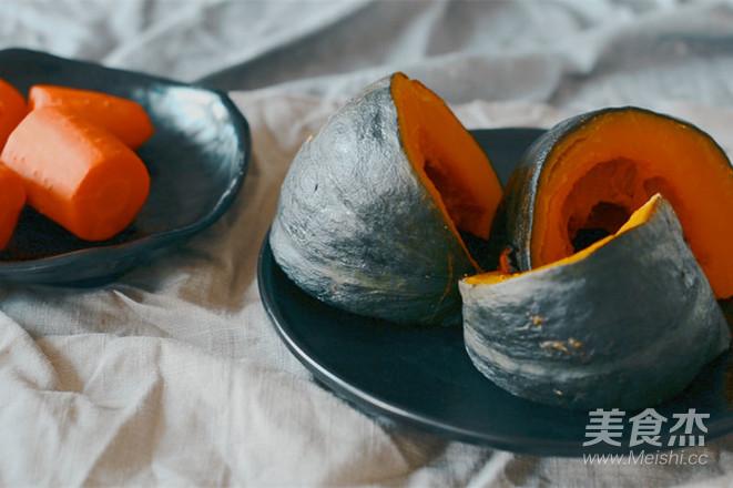 宝宝辅食南瓜胡萝卜泥的做法图解