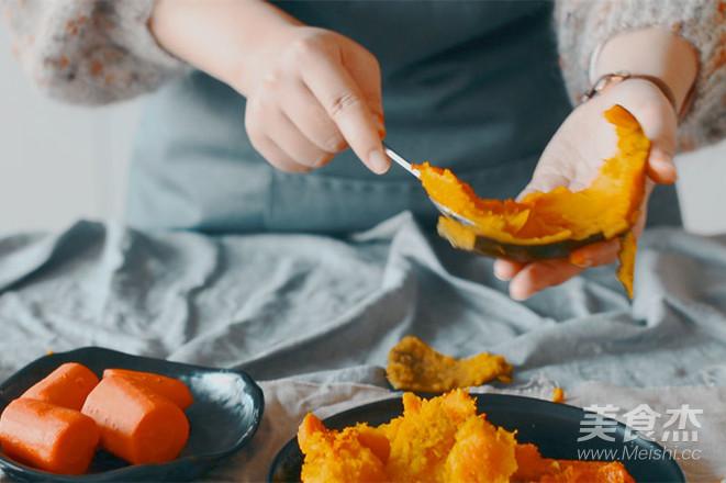 宝宝辅食南瓜胡萝卜泥的家常做法