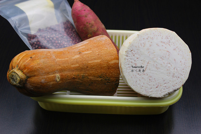红豆沙芋圆#下午茶#的做法大全