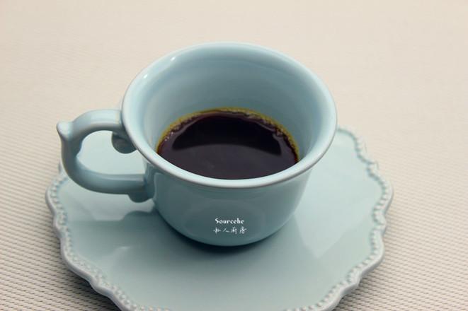 巧克力咖啡#下午茶#的家常做法
