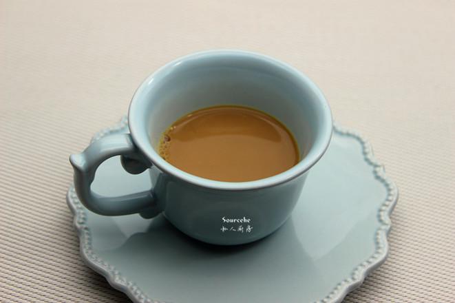 巧克力咖啡#下午茶#的简单做法