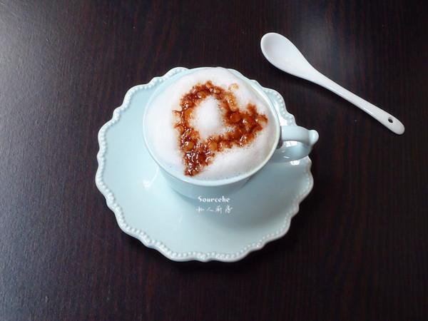 巧克力咖啡#下午茶#怎么炒