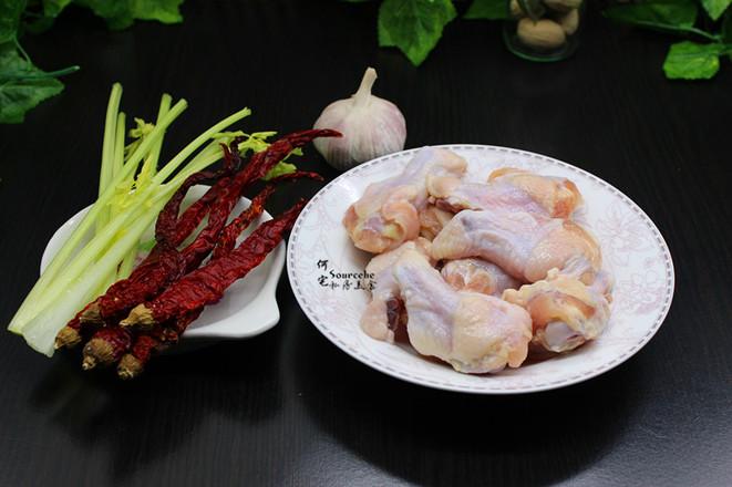 美食DIY——麻油沙姜鸡